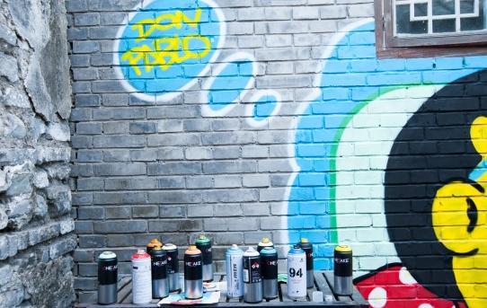 Street Art à Beijing