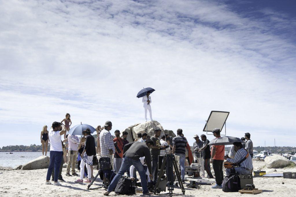 Aucun film ne peut se faire sans une équipe technique importante.