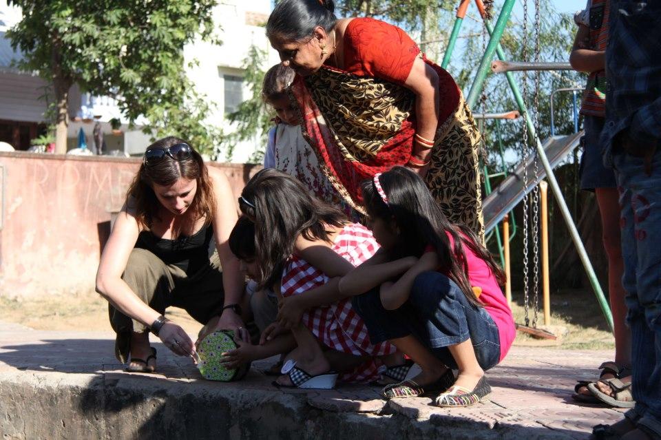 Ateliers - Photographie à sténopé en Inde et à Madagascar